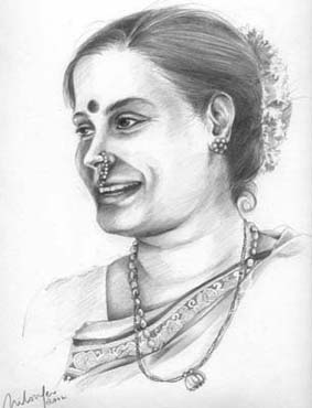 aai - pencil drawing